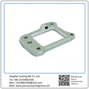ASTM DIN Standard Automotive Spare Parts Cast Nodular Iron Clay Sand Casting