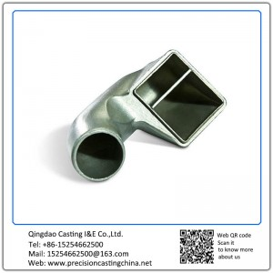 ASTM DIN Standard Automotive Spare Parts Grey Iron Precision Casting