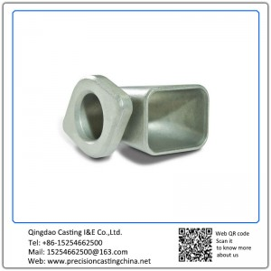 ASTM DIN Standard Automotive Spare Parts Malleable Iron Resin-bonded Sand Casting