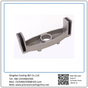 ASTM DIN Standard Automotive Support Frame Parts Shell Mould Casting Carbon Steel