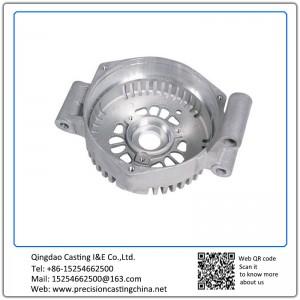 ASTM DIN Standard Custom Made Aluminium Gravity Casting Motor Engine Cover