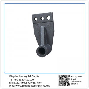 Automobile Spare Parts Precoated Sand Casting Grey Iron