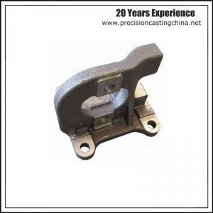Carbon steel precision casting machine parts