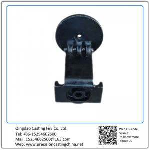 Automotive Support Bracket Malleable Iron Precoated Sand Casting