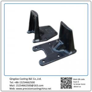 ASTM DIN Standard Custom Made Automotive Support Bracket Spherical Cast Iron Waterglass Casting