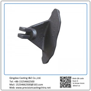 Automotive Support Frame Ductile Iron Precision Casting