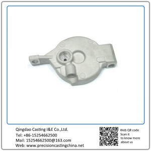 ASTM DIN Standard Custom Made Axle Sleeve  Cover Sodium Silicate Sand Casting Spherical Graphite Cast Iron