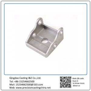 ASTM DIN Standard Custom Made Carbon Steel Soluble Glass Casting Agriculture Tractor Parts