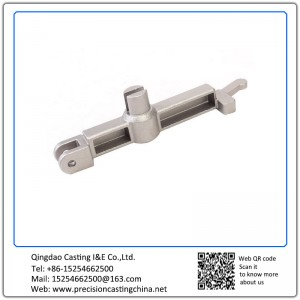 ASTM DIN Standard Custom Made Cast Nodular Iron Precision Casting Excavator Spare Parts