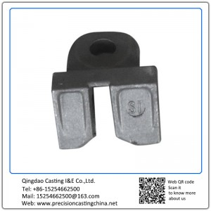 ASTM DIN Standard Custom Made Cast Nodular Iron Silica Sol Lost Wax Investment Casting National Defense Components