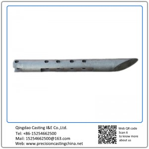 Construction Machine Parts Mild Steel Precision Casting