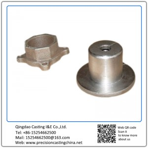 Construction Machine Parts Nodular Iron Precision Casting