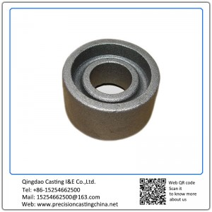 Construction Machine Parts Nodular Iron Soluble Glass Casting