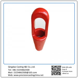 Construction Machine Parts Shell Mould Casting
