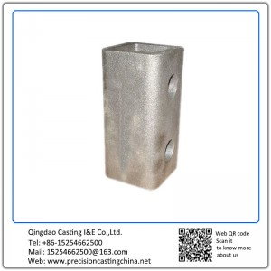 ASTM DIN Standard Custom Made Construction Machine Parts Silica Sol Lost Wax Investment Casting