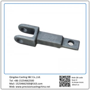 Construction Machine Parts Stainless Steel Lost Foam Casting Process