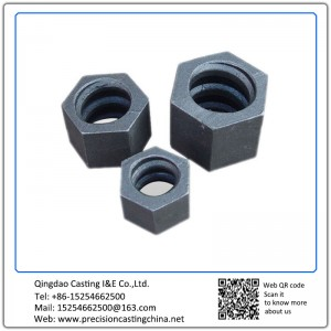 Construction Machine Parts Stainless Steel Shell Mould Casting