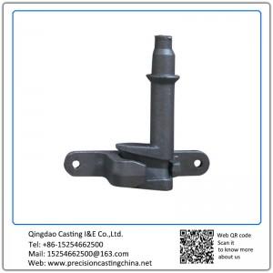 ASTM DIN Standard Custom Made Container Van Door Knob Locker Solid Investment Casting Cast Nodular Iron