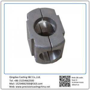 Ductile Iron Excavator Spare Parts Shell Mould Casting