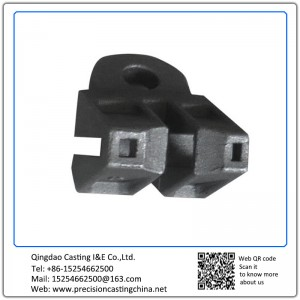 Ductile Iron Lost Foam Casting Process Construction Spare Parts