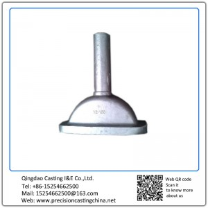 Engineering Machinery Parts Shell Mould Casting Carbon Steel