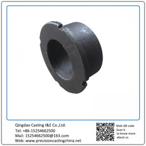 Engineering Machinery Parts Shell Mould Casting Grey Iron