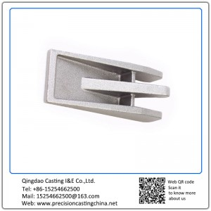Mild Steel Sodium Silicate Sand Casting Engineering Machinery Parts