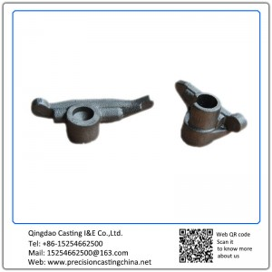 Precision Casting Spherical Cast Iron Motorcycle Spare Parts