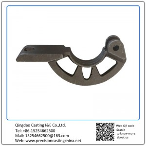 Scaffold Spare Parts Shell Mould Casting Alloy Steel