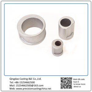 Spherical Graphite Cast Iron Silica Sol Lost Wax Investment Casting Bushing