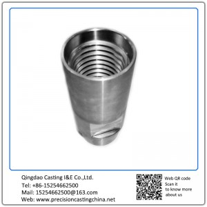 Steel Investment Casting Auto Parts Machining Engine Bushing