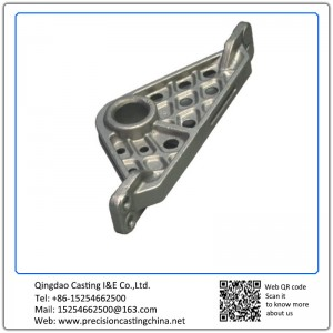 Textile Machinery Parts Shell Mould Casting Malleable Iron