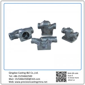Valve Body Investment Casting Alloy Steel