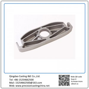 Heat-Resisting Investment Casting Steel Automobile Suspension Components