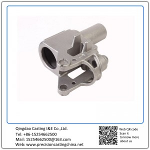 Nodular Iron Silica Sol Lost Wax Investment Casting Textile Machinery Components