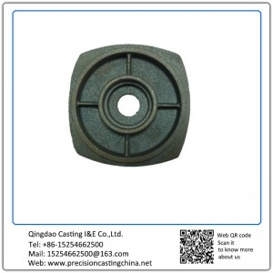 Auto Braking Parts Sand Casting Lost Foam Casting Investment Casting Grey Iron part
