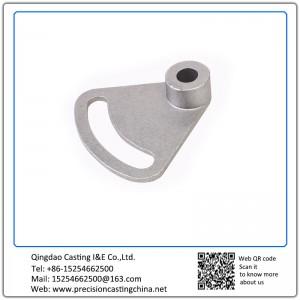 Automotive Connectors Parts Spherical Cast Iron Waterglass Casting