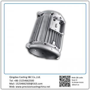 Aluminium Die Casting Generator Housing