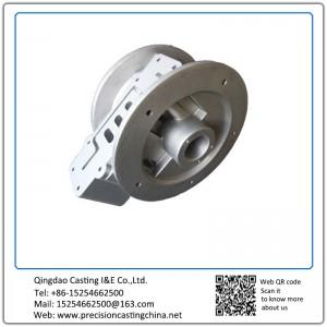 Aluminium Die Casting Lubrication System Parts Regulator Housing