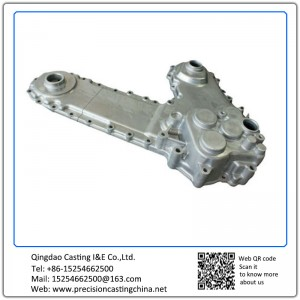 Aluminium Die Castings Agricultural Machinery Parts Cylinder Spare Part