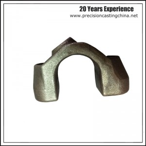 Ductile Iron Investment Casting Lost Wax Casting Casting of Steel