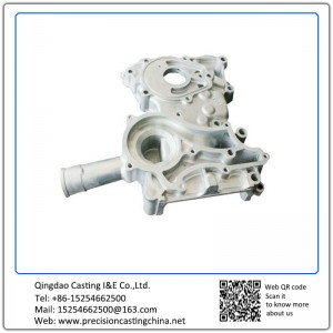 Aluminium Gravity Casting Car Accessories Power Generation Industries Components