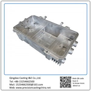 Aluminium Gravity Casting Electronic Communication Parts