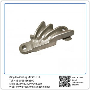 Aluminium Gravity Casting Machine Parts