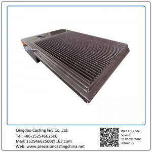 Aluminium Gravity Casting Optoelectronics Parts