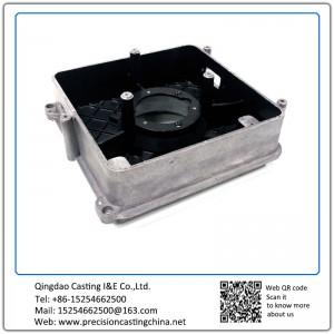 Aluminium High Pressure Die Casting Appliance Housing Components