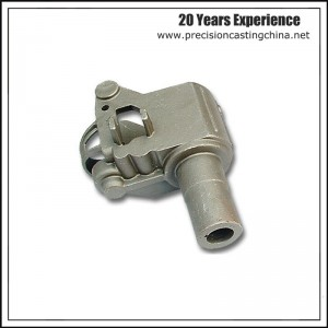 Grey Iron Hydraulic Parts Investment Casting