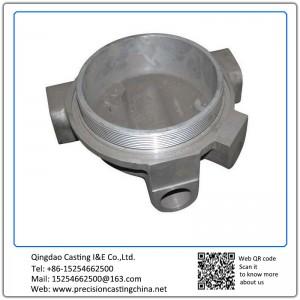 Aluminium High Pressure Die Casting Appliance Housing Spare Parts
