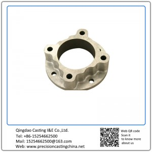Aluminium High Pressure Die Casting Gear Box Housing Spare Parts
