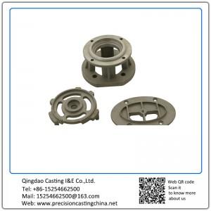 Aluminium High Pressure Die Casting Valve Flange Spare Parts